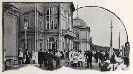 Badorten Sestroretzk.