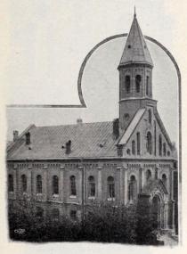 Lutherska Johanneskyrkan.