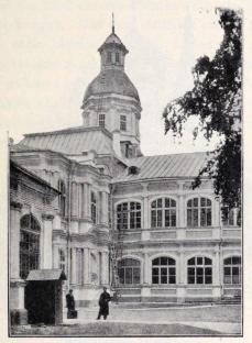 Klostret Alexander Newskij.