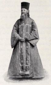 Johannes af Kronstadt.