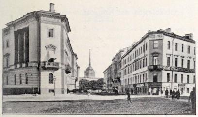Grand Hôtel de Paris.
