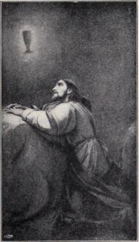 Brunis berömda tafla »Bönen vid Getsemane».