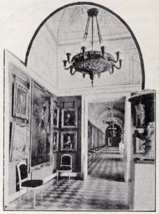 Romanoffska galleriet.