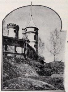 Pavlovsk. Fästningen.