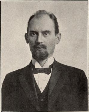 ALGOT ROSBERG 1918.<b(Efter nära tioårigt fängelse).