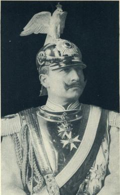 WILHELM II<bTysklands Kejsare