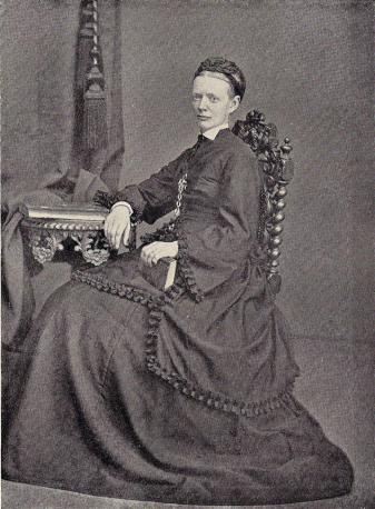 Sophie Key, från 1870-talet.