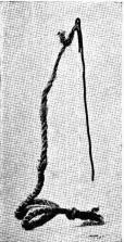Fig. 4. Nål och tråd.<bN. M. 112, 704 c.