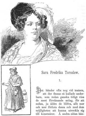 <smalIll. V.A.[=Vicke Andrén]</smal<b<bi<biSara Fredrika Torsslow.</bi</bi