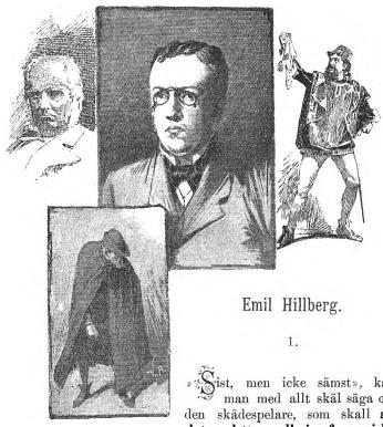 <smalIll. V.A.[=Vicke Andrén]</smal<b<bi<biEmil Hillberg.</bi</bi