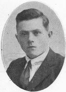 Ivar Karlsson<b<smalfrån Smälterum, Oskarshamn, född den 17 februari 1903; född på nytt den 5 december 1921.</smal