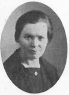 Elisabeth Nilsson,<b<smalfödd vid Strömsnäs bruk, Småland, den 7 september 1895; frälst den 9 juni 1909.</smal