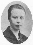 Ruth Olsson,<b<smalfödd i Åmotsfors, Värmland, den 30 augusti 1903; funnen av den gode herden vid 12 års ålder.</smal