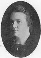 Astrid Olsson<b<smalfrån Finspång, Östergötlands län, född den 28 mars 1904; dragen till Herren från barndomen.</smal