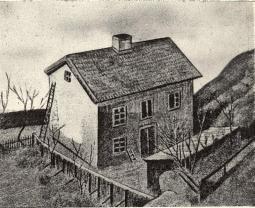 Gråbergsgatan 107 svart Z<b<smal(platsen för Wetterlindsdramat)</smal