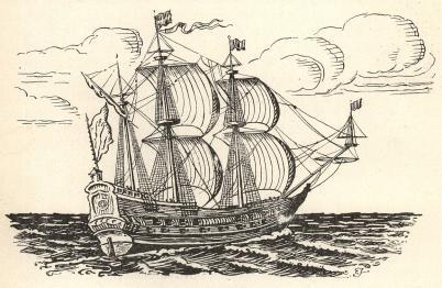 Skepp från 1600-talet