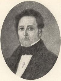 Köpmannen J. G. v. Betzen<b(den äldste av Göteborgsfamiljen, efter vilken<bBetzensgatan uppkallats)