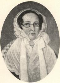 Anna Sofia von Betzen<b(född von Aspern; J. G. von Betzens maka)