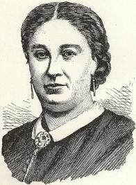 Euphrosyne Abrahamson<b(Aug Abrahamsons maka; sångerska)
