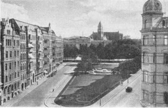 Vasa Square