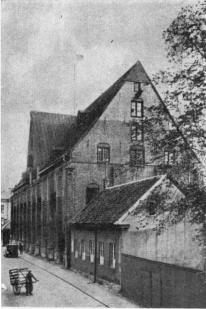 »Kronhuset», the oldest building in Gothenburg