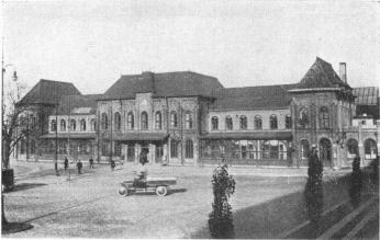 Central Railway Station (outside)