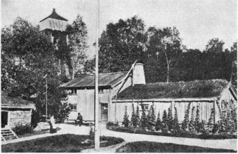 Smålands Stugan (Cottage) in Slottsskogen