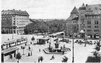 Iron Market Square (Järntorget)