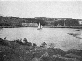 Styrsö bathing and yachting resort