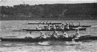 Regatta at Kunglv