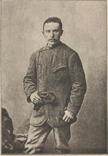Kristian Kristiansen.