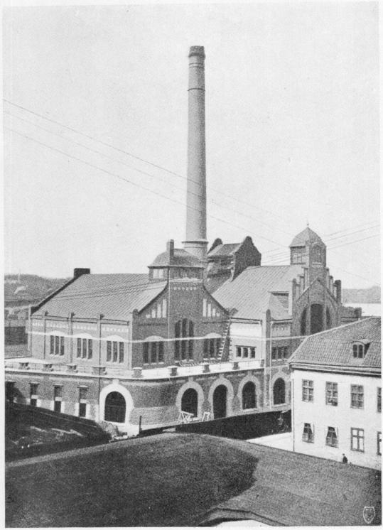 Ångkraftcentralen 1902