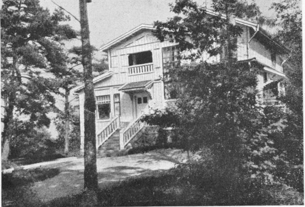 Semesterhemmet 1924