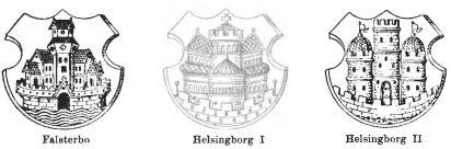 Falsterbo Helsingborg I Helsingborg II