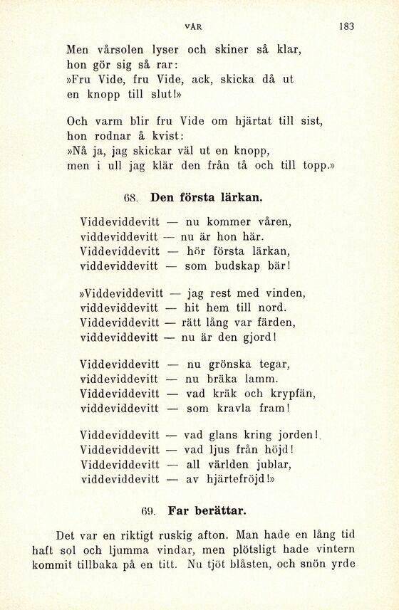 966716bbfeed 183 (Hem och hembygd / I Önnemo. Andra skolåret)