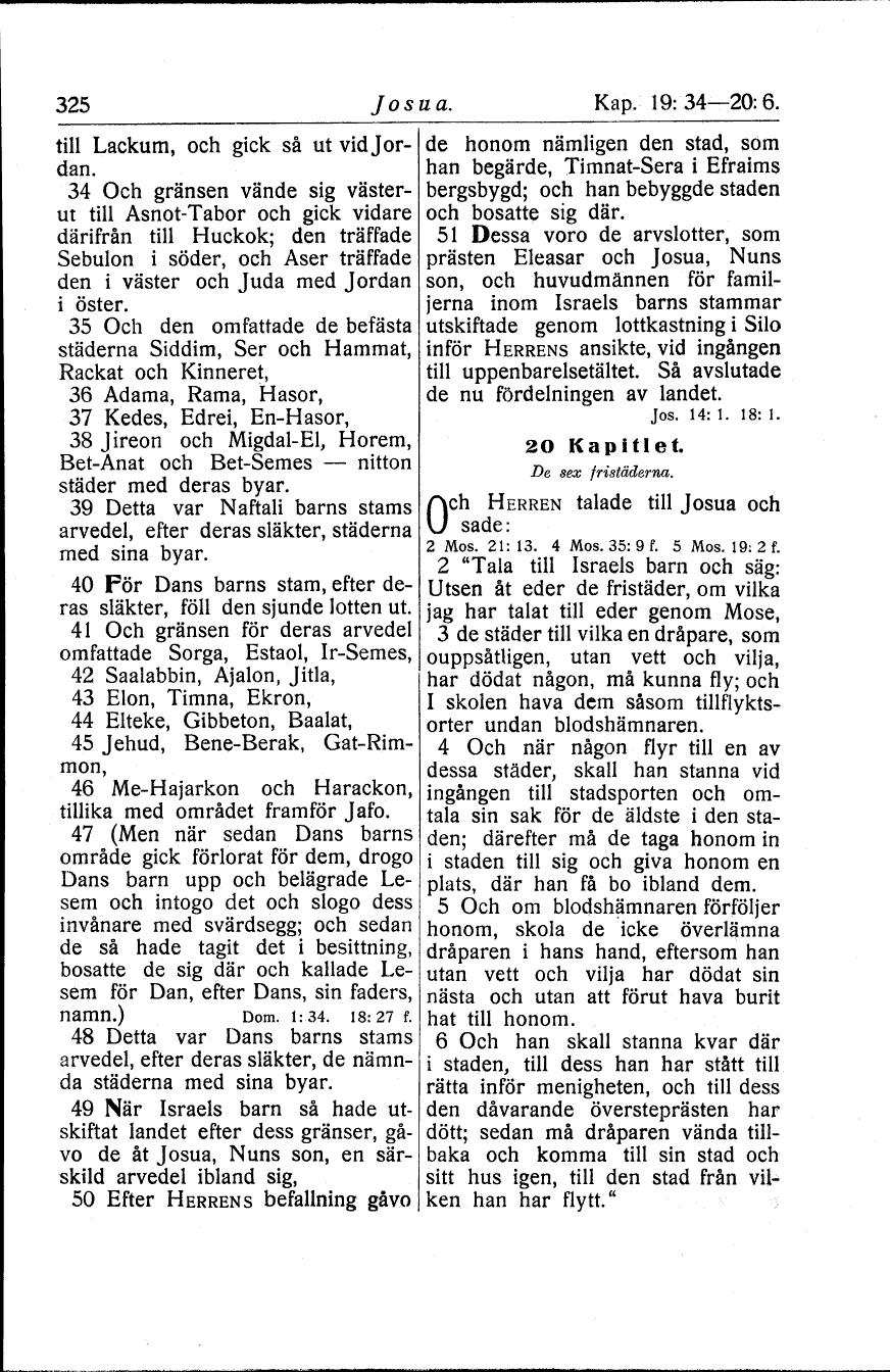 präst i gamla testamentet el