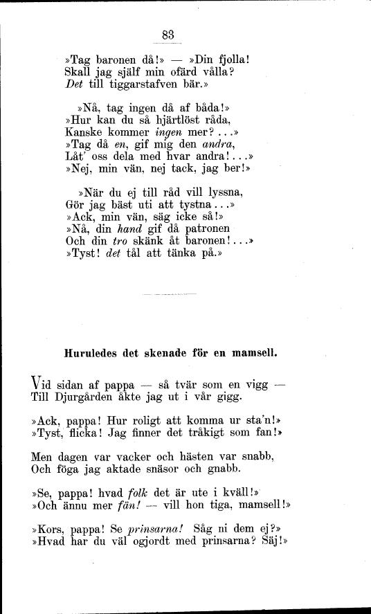 tack pappa dikt