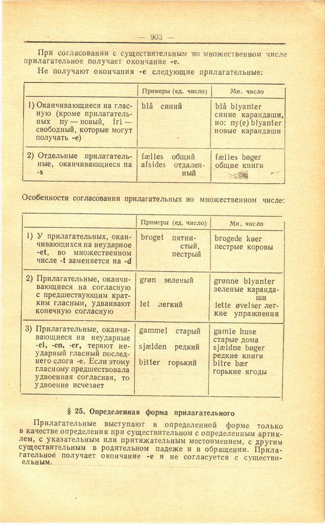 gammel ordbog