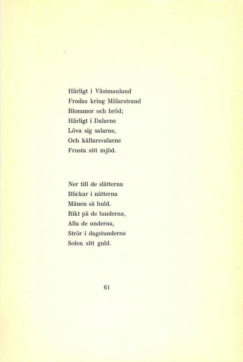 dikter vid begravning