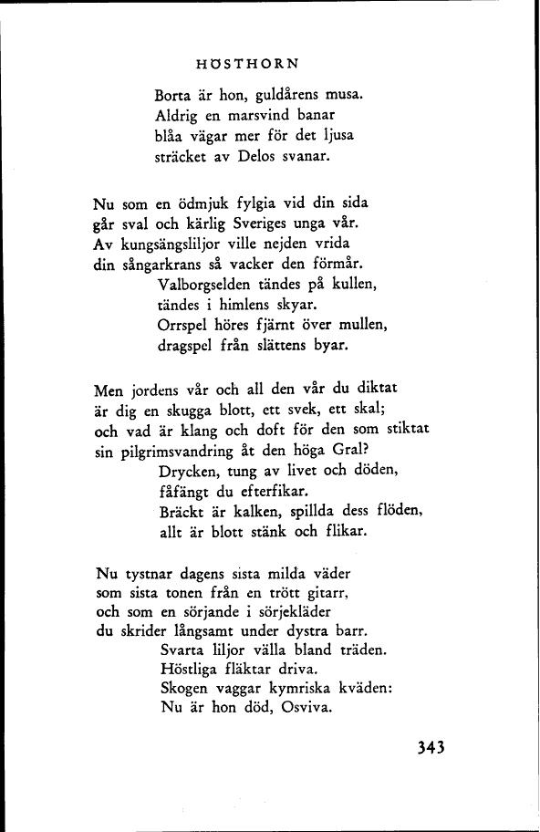 En sista dikt 3