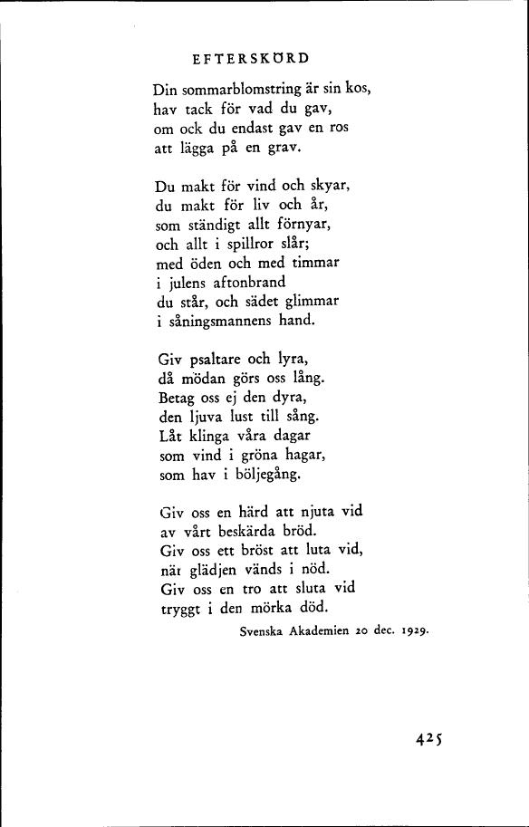 dikter om tro hopp och kärlek