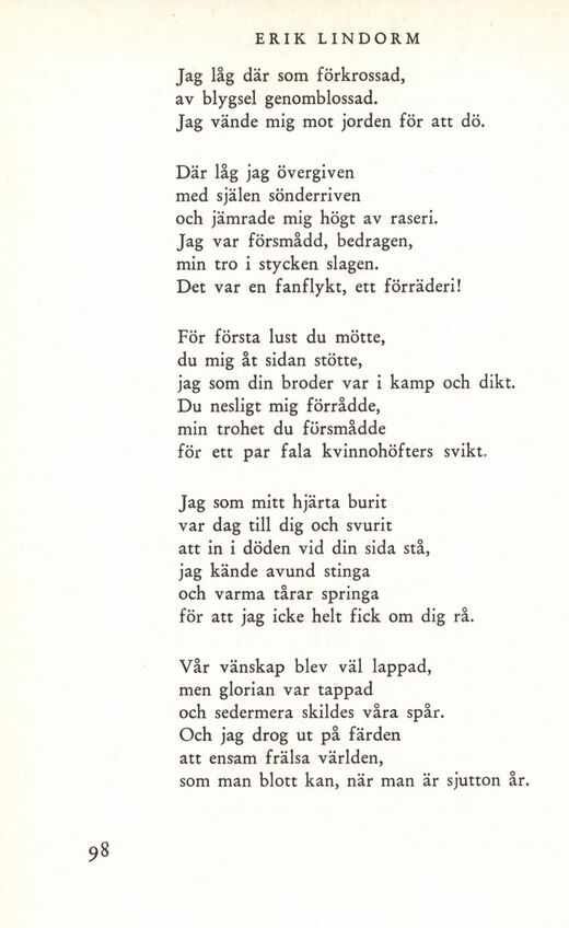 flørte dikt doing