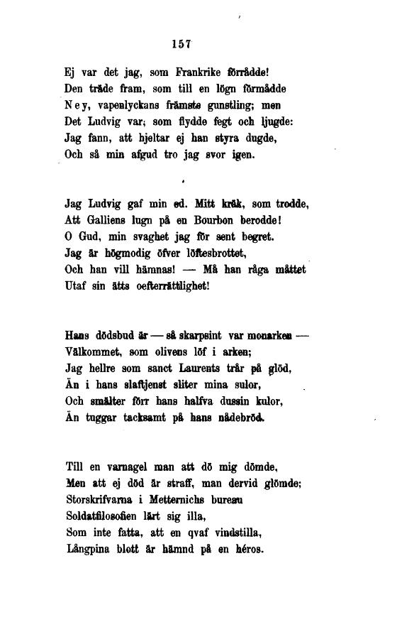 Samlade dikter : Vallmoknoppar, plockade på steppen på