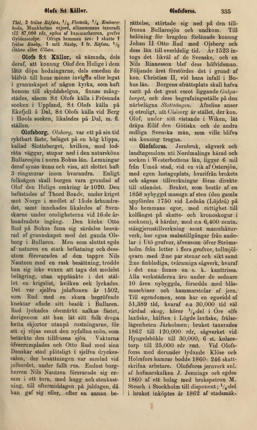 Full Text of En natt vid Bullarsjön In Swedish