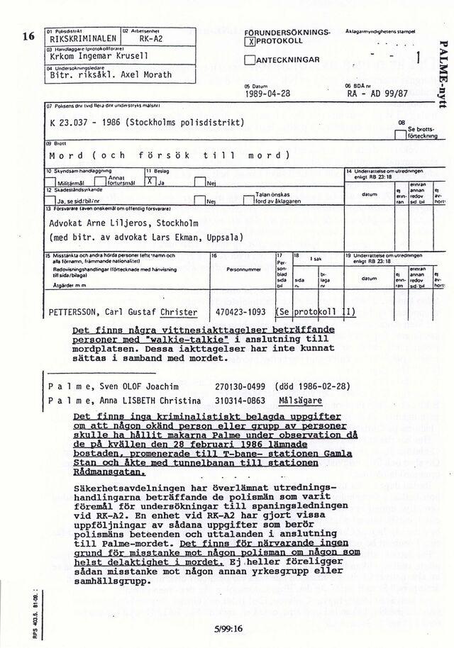 Namn och nytt 1999 06 18