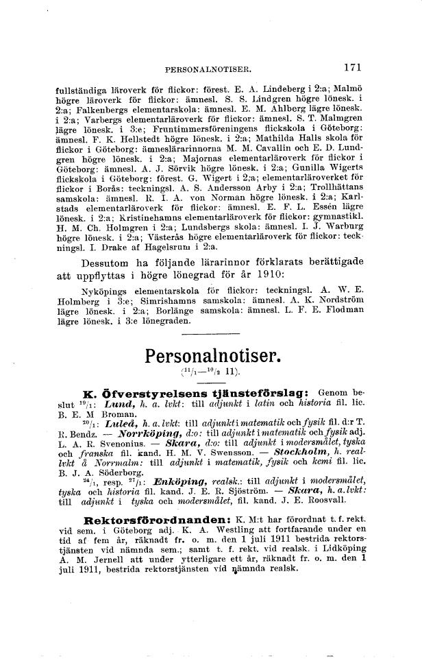 171 (Pedagogisk tidskrift   Fyrtiosjunde årgången. 1911) 57c38478f7a42
