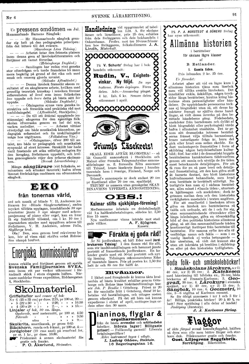 Gren som varit med sen 1896