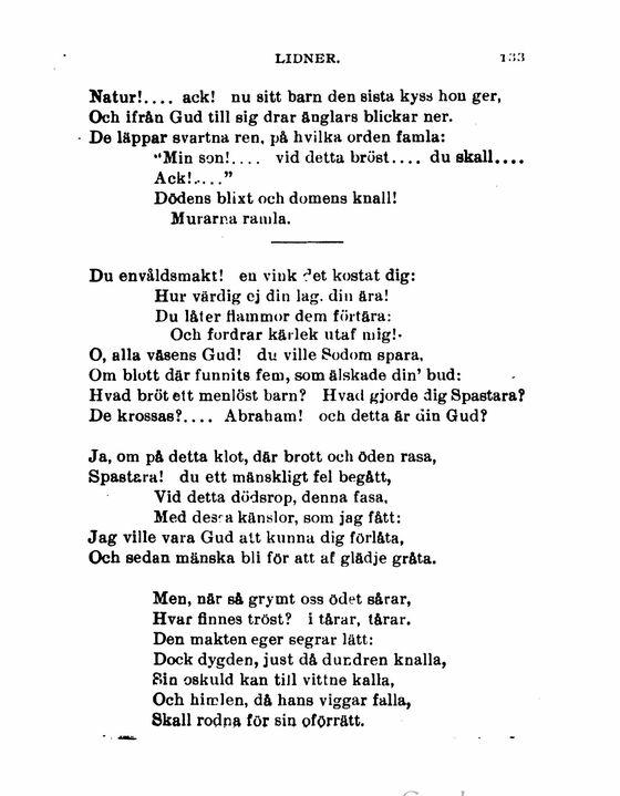 dikter på svenska om kärlek