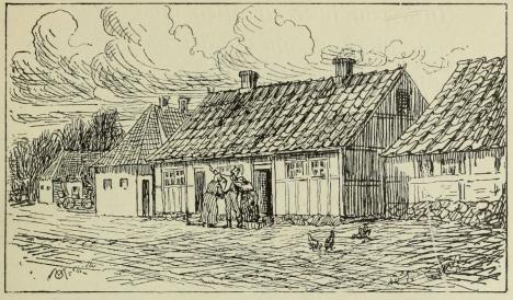 H. C. Andersens Barndomshjem i Odense