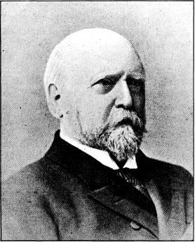 <bFig. 43. O. Ch. Marsh.<b(1831—1899)<bAmerikansk paleontolog.<b